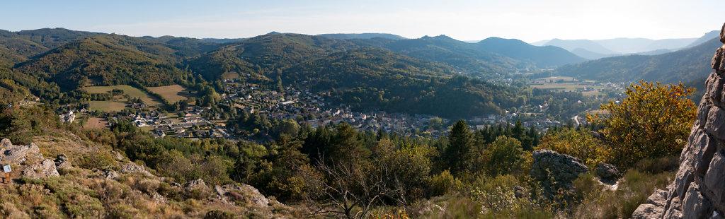 Panorama Saint Jean Du Bruel